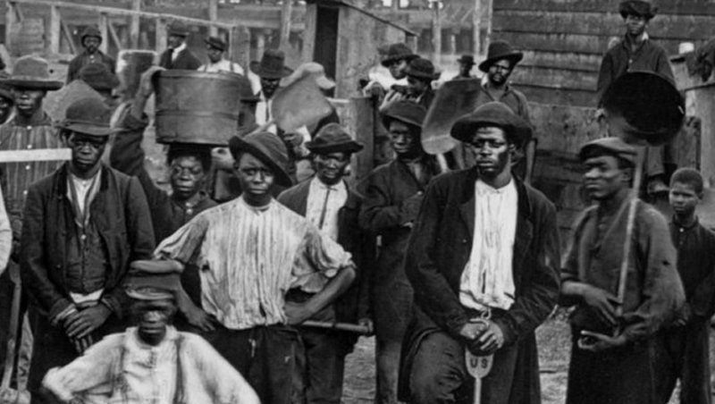 the history of african american slavery in the documentary film slavery by another name Lavery and the making of america is a four-part series documenting the history of american slavery from its beginnings in of two african american slaves.