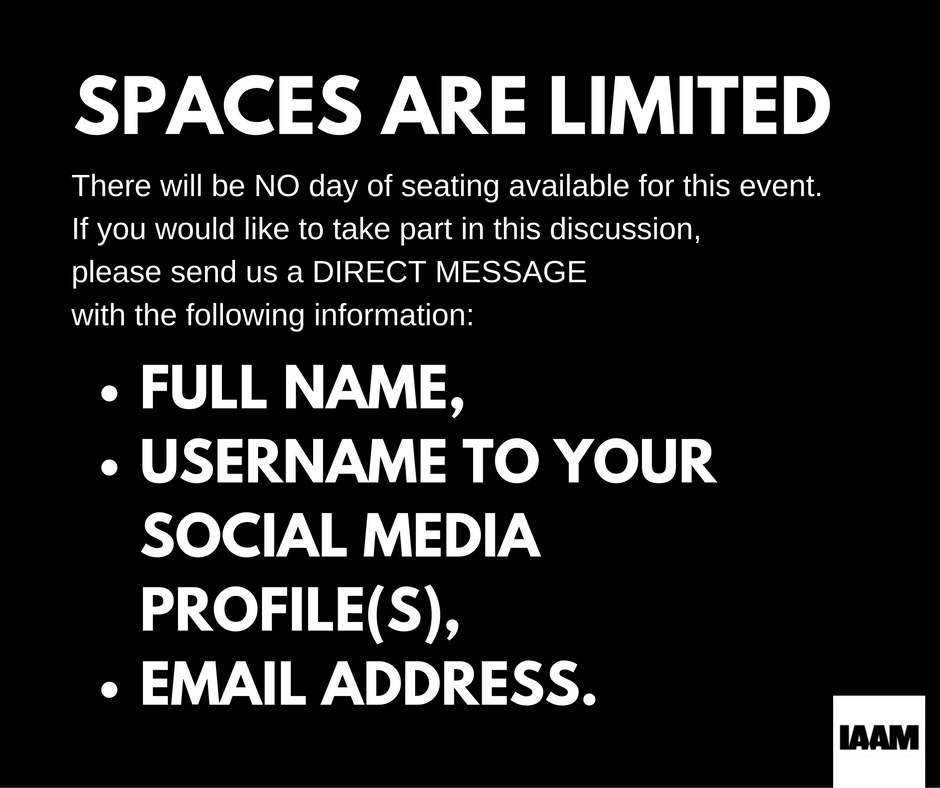 spaces-are-limited